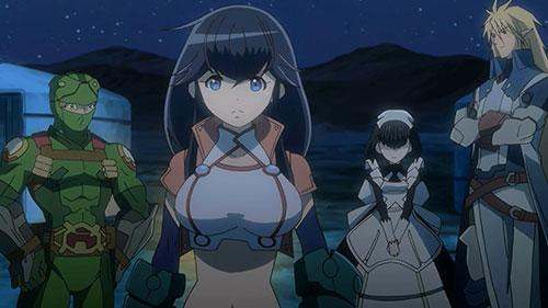 Log Horizon Nureha in Log Horizon 2nd Season