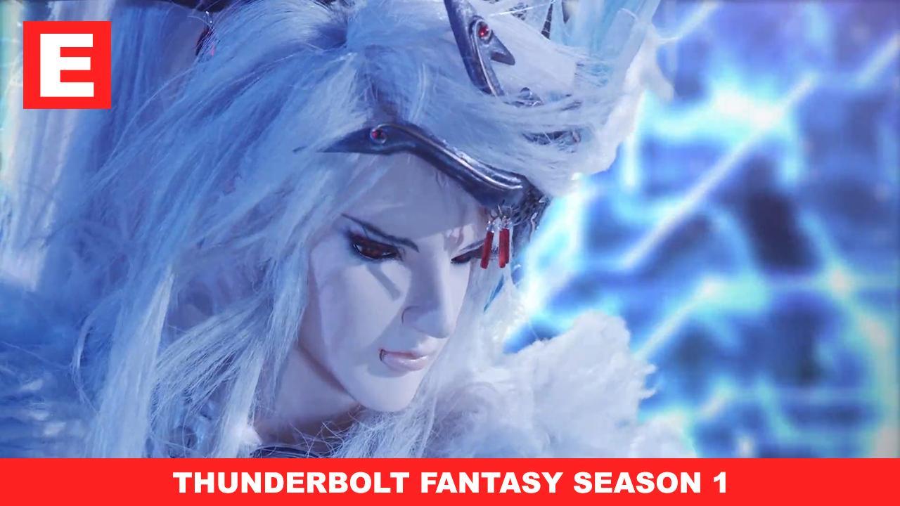 Thunderbolt Fantasy review thumbnail with Kicho's face