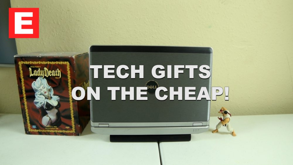 feature image of the article for cheap tech gifts of 2016